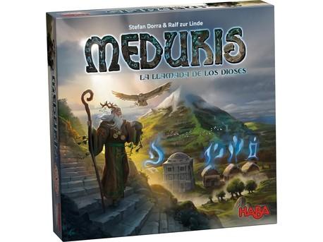 Meduris el juego de mesa editado en castellano por Haba. Comprar Meduris en EGD Games