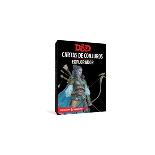 Dungeons & Dragons el juego de rol editado en castellano por Edge Entertainment. Comprar Dungeons & Dragons Explorador en EGD Games