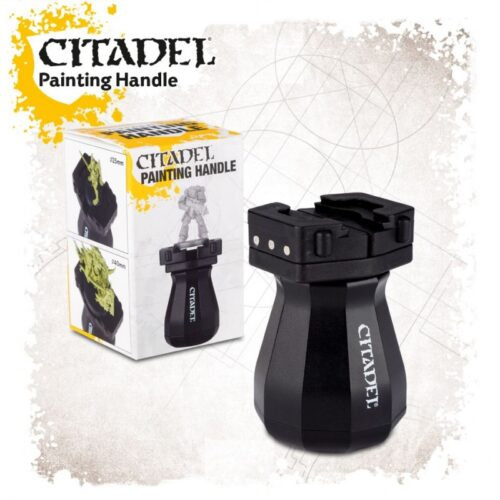 Citadel Painting Handle el accesorio fabricado por Games workshop.Comprar Citadel Paintimg Handle en EGD Games