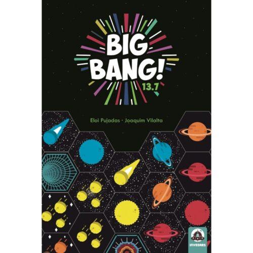 Big Bang el juego de mesa editado en castellano por Invedars al mejor precio en EGD Games. Comprar Invedars en EGD Games