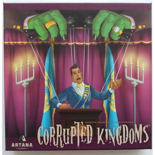 Corrupted Kingdoms el juego de mesa editado en inglés por Antana. Comprar Corrupted Kingdoms el juego de mesa editado en inglés por Antana. Comprar Corrupted Kingdoms en EGD Games