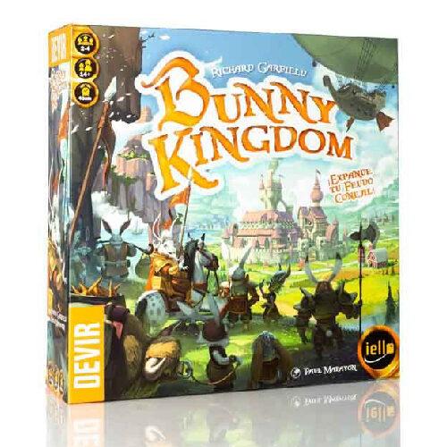 Bunny Kingdom el juego de mesa editado en castellano por Devir.