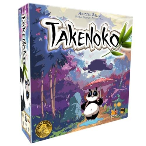 Comprar Takenoko en Español editado por Asmodee