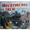 Aventureros al Tren Europa el juego de mesa editado en castellano por Asmodee. Comprar Aventureros al Tren Europa en EGD games.