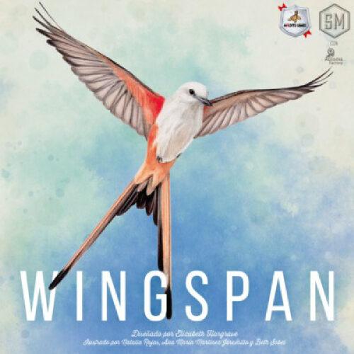 Wingspan el juego de mesa editado en castellano por Maldito Games. Comprar Wingspan en EGD Games
