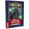Hero Realms Mazo de Jefe Liche la expansión para Hero Realms el juego de mesa editado en castellano por Devir.