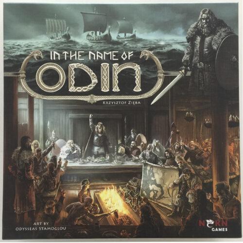 In The Name of Odin el juego de mesa editado por NKSN. Comprar In The Name of Odín en EGD Games