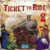 Aventureros al Tren el juego de mesa editado en castellano por Asmodee. Comprar Aventureros al Tren en EGD Games