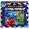Rush Hour Escapa del Atasco Edición Deluxe el juego de mesa editado en castellano por Thinkfun. Comprar Rush Hour Escapa del Atasco Edición Deluxe en EGD Games.