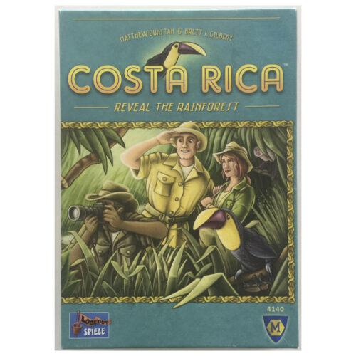 Costa Rica el juego de mesa editado por Lookout Spiele. Comprar Costa Rica en EGD Games