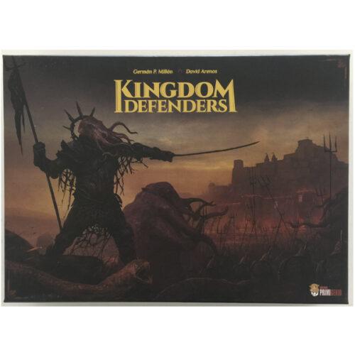 Kingdom Defenders el juego de mesa editado por Ediciones Primigenio. Comprar Kingdom Defenders en EGD Games