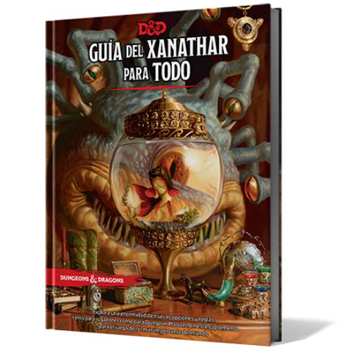 Comprar Guia de Xanathar para todo el juego de Rol editado por edge