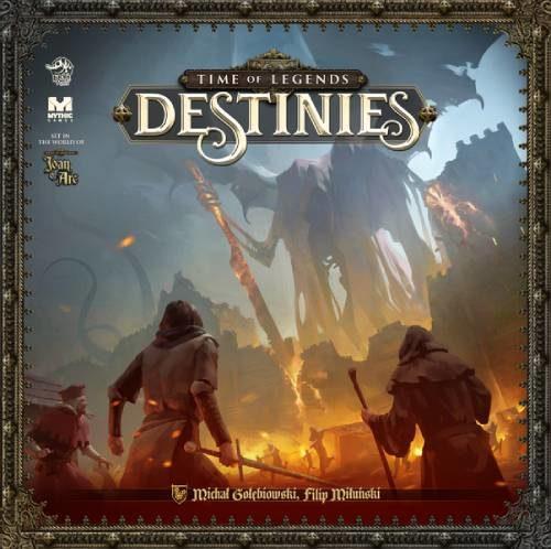 Time of Legends Destinies