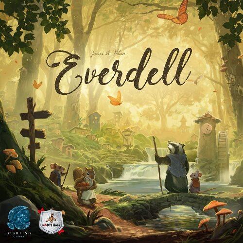 Comprar Everdell el juego de mesa editado en castellano por Maldito Games