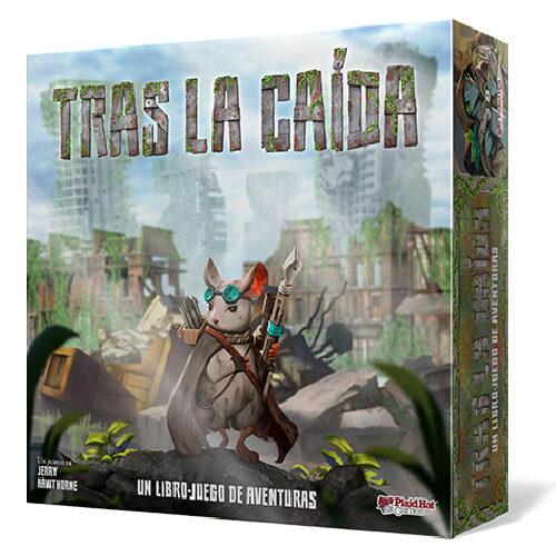 Tras la Caída el juego de mesa editado en castellano por Asmodee. Comprar Tras la Caída en EGD Games.