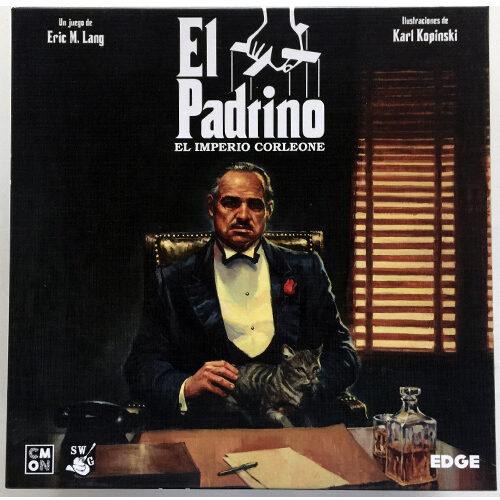 El Padrino el juego de mesa editado en Edge Entertainemnt. Comprar El padrino en EGD Games