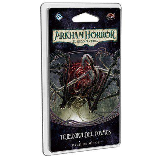 Arkham Horror LCG Tejedora del Cosmos el juego de cartas editado en castellano por FFG. Comprar Arkahm Horror LCG Tejedora del Cosmos en EGD Games