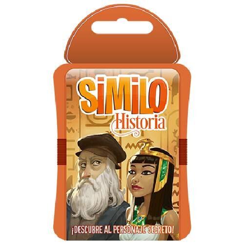 Similo Historia el juego de mesa editado en castellano por Asmodee