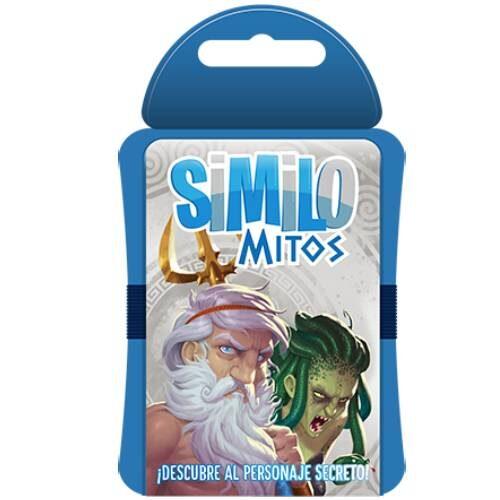 Similo Mitos el juego de mesa editado por Asmodee. Comprar Similo Mitos en EGD Games