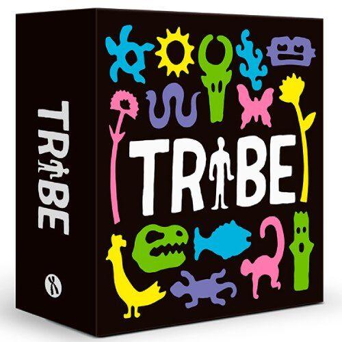 Tribe el juego de mesa editado por Gen X Games. Puedes comprarlo en EGD Games