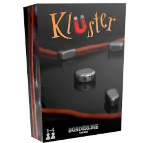Kluster el juego de imanes editado por Gen X