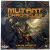 Mutant Chronicles el juego de miniaturas coleccionables en castellano editado por EDGE Entertainment.