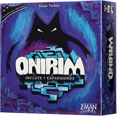 Onirim el juego de mesa editado en castellano por Z-Man Games. Comprar Onirim en EGD Games