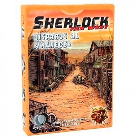 Comprar Sherlock Far west Disparos Al AmanecerComprar Sherlock Far west Disparos Al Amanecer