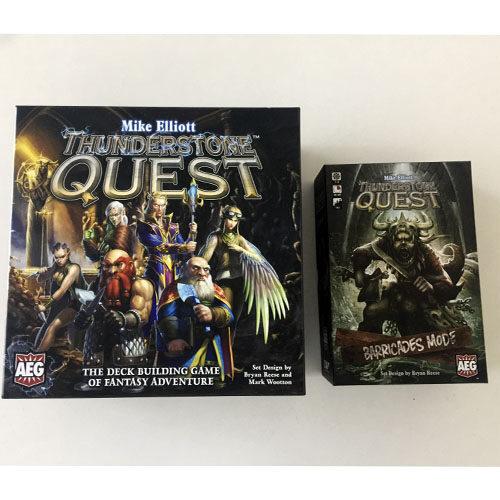 Thunderstone Quest de segunda mano el juego de mesa editado por AEG. Comprar Thunderstone Quest de segunda mano en EGD Games