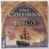 Una Columna de Fuego el juego de mesa editado en castellano por Devir