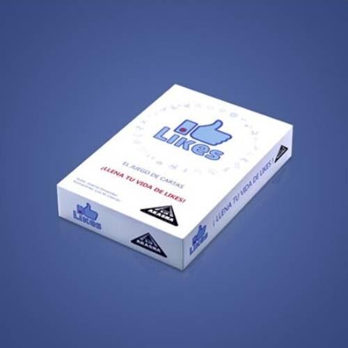 Likes el juego de mesa editado en castellano por Akasha 13. Comprar Likes en EGD Games