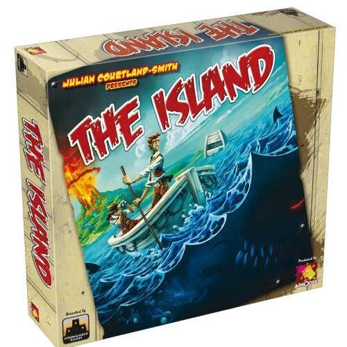 The Island el juego de mesa editado en castellano por Asmodee. Comprar The Island en EGD Games