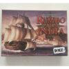 Rumbo a la India el juego de mesa editado en castellano por DMZ Games. Comprar Rumbo a la India en EGD Games.
