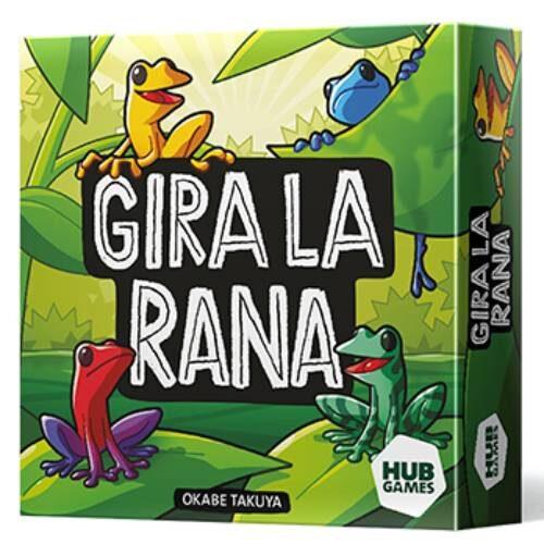 Comprar Gira la Rana el juego de mesa facil y divertido