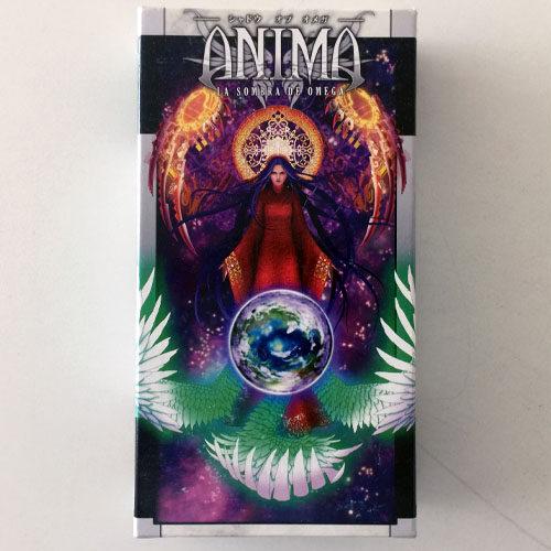 Anima La Sombra de Omega el juego de mesa editado en castellano por