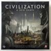 Civilization A New Dawn el juego de mesa editado en inglés por Fantasy Flight Games.