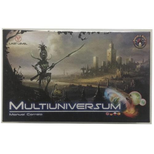 Multiuniversum el juego de mesa editado por Last Level. Comprar Multiuniversum en EGD Games