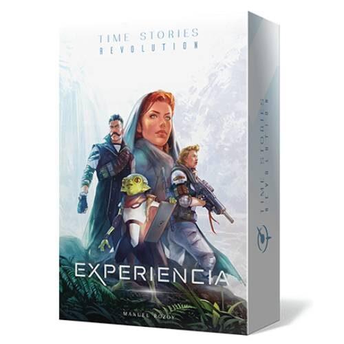 Comprar TIME Stories Revolution Experiencia el juego de mesa editado en castellano por asmodeee