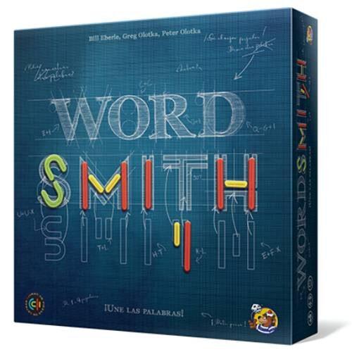 Wordsmith juego editado en Castellano por Asmodee