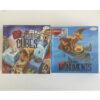 Catacoms Cubes el juego de mesa editado en inglés por Elzra. Comprar Catacombs Cubes en EGD Games