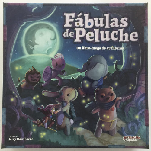 Fábulas de Peluche el juego de mesa editado en castellano por Edge Entertainment. Comprar Fábulas de Peluche en EGD Games
