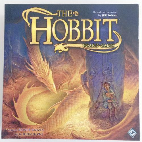 The Hobbit el juego de mesa editado en inglés por Fantasy Flight Games. Comprar The Hobbit en EGD Games