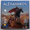 Alexandros el juego de mesa editado en castellano por Rio Grande Games. Comprar Alexandros en EGD Games