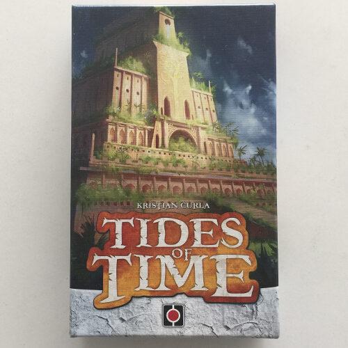 Tides of Time el juego de mesa editado en inglés por Portal Games. Comprar Mareas del Tiempo en EGD Games