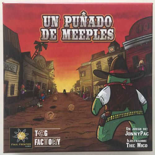 Un Puñado de Meeples el juego de mesa editado en castellano por TCG Factory al mejor precio en EGD Games. Especialistas en juegos de tablero.