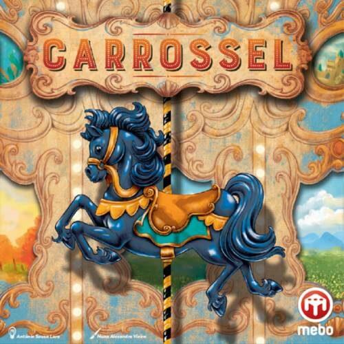 Comprar Carrusel juego editado en castellano por Mebo
