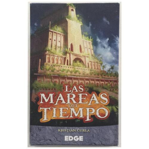 Las Mareas del Tiempo el juego de mesa editado en castellano por Portal Games. Comprar Las Mareas del Tiempo en EGD Games