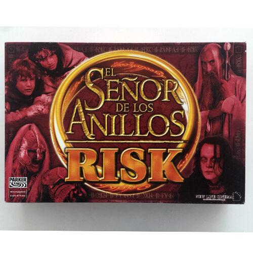 Risk El Señor de los Anillos el juego de mesa editado en castellano por Parker. Comprar Risk El Señor de los Anillos en EGD Games
