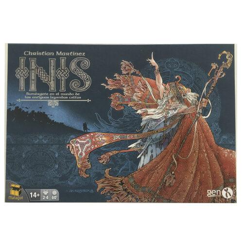 Inis el juego de mesa editado en castellano por Gen X Games. Comprar Inis en EGD Games