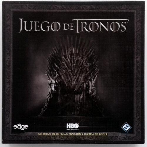 Juego de Tronos el juego de cartas editado en castellano por Fantasy Flight Games. Comprar Juego de Tronos en EGD Games